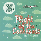 Flight Of The Conchords - Folk The World Tour