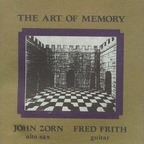 Fred Frith - The Art Of Memory