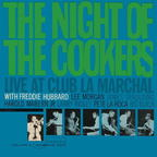 Freddie Hubbard - The Night Of The Cookers · Live At Club La Marchal · Volume 2