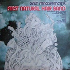 Galt MacDermot's First Natural Hair Band - s/t