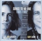 Gary Lucas - Songs To No One · 1991-1992