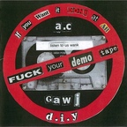 Gawj - Fuck Your Demo Tape
