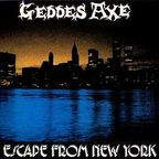 Geddes Axe - Escape From New York