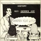 Geddes Axe - Sharpen Your Wits!
