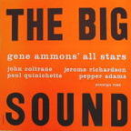 Gene Ammons' All Stars - The Big Sound