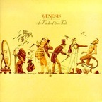Genesis (UK) - A Trick Of The Tail