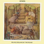 Genesis (UK) - Selling England By The Pound