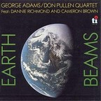 George Adams Don Pullen Quartet - Earth Beams