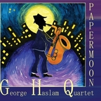 George Haslam Quartet - Papermoon