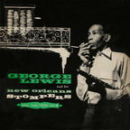 George Lewis And His New Orleans Stompers - Vol. 4