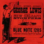 George Lewis And His New Orleans Stompers - Volume 1