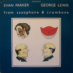 George Lewis - From Saxophone & Trombone