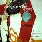 George Schuller & The Schulldogs - Hellbent