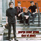 George Usher Group - Days Of Plenty