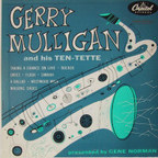 Gerry Mulligan And His Ten-Tette - s/t