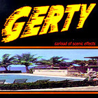 Gerty - Carload Of Scenic Effects