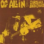 GG Allin & The Carolina Shitkickers - s/t