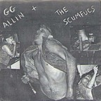 GG Allin + The Scumfucs - s/t