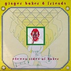Ginger Baker & Friends - Eleven Sides Of Baker