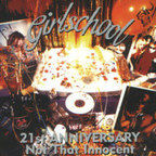 Girlschool - 21st Anniversary · Not That Innocent