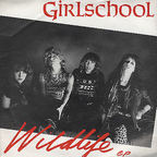 Girlschool - Wildlife e.p.
