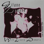 Gitane Demone - With Love & Dementia · Live In Cannes 1994