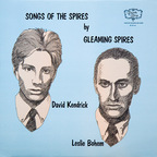 Gleaming Spires - Songs Of The Spires
