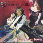 Golden · Carillo - A Fire In New Town