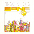 Gong - Radio Gnome Invisible Part II · Angels Egg