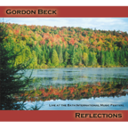 Gordon Beck - Reflections · Live At The Bath International Music Festival