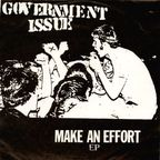 Government Issue - Make An Effort