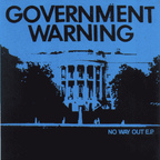 Government Warning - No Way Out e.p.