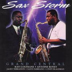Grand Central - Sax Storm