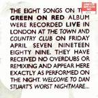 Green On Red - Live