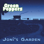 Green Peppers - Joni's Garden