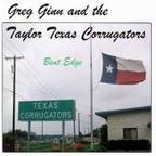 Greg Ginn And The Taylor Texas Corrugators - Bent Edge