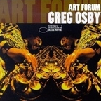 Greg Osby - Art Forum