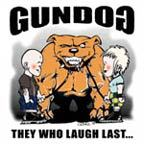 Gundog - They Who Laugh Last...