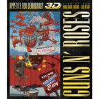 Guns N Roses - Appetite For Democracy 3D · Live At The Hard Rock Casino - Las Vegas