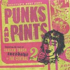 Gutbomb - Punks And Pints · Seattle's Best Punk · Vol. 2