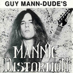 Guy Mann-Dude - Mannic Distortion
