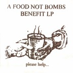 Half Man - A Food Not Bombs Benefit LP
