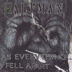 Half Man - As Everything Fell Apart
