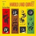 Harold Land Quintet - The Peace-Maker