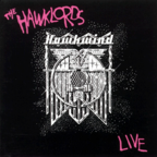 Hawklords - Live