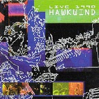 Hawkwind - Live In Nottingham 1990