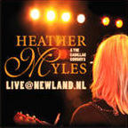 Heather Myles & The Cadillac Cowboys - Live@Newland.NL