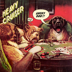 Heavy Cruiser - Lucky Dog!!