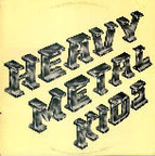 Heavy Metal Kids - s/t