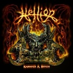 Hellion (US) - Karma's A Bitch